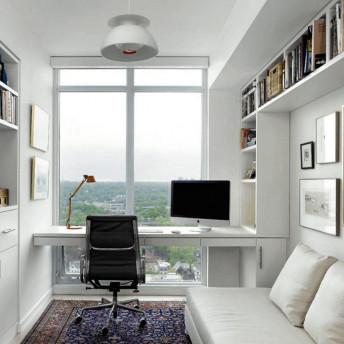 Как подобрать ковёр в кабинет