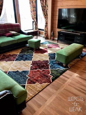 Почему ковры являются идеальным вложением для дома? Коллекция: Silk Touch